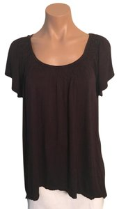 NY Collection Top Brown