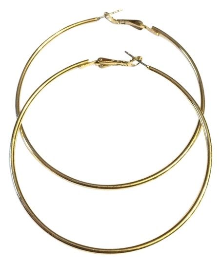 Other Gold-tone Hoops