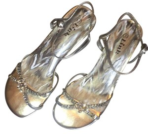 Other Crystal Silver Sandals