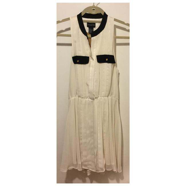 Preload https://img-static.tradesy.com/item/21244239/central-park-west-ivory-sleeveless-racerback-pleated-short-casual-dress-size-2-xs-0-0-650-650.jpg