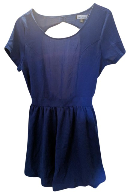 Preload https://img-static.tradesy.com/item/21244388/fifty-street-blue-short-casual-dress-size-8-m-0-1-650-650.jpg