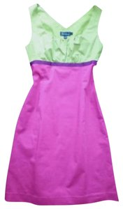 Boden Color-blocking Sleeveless Dress