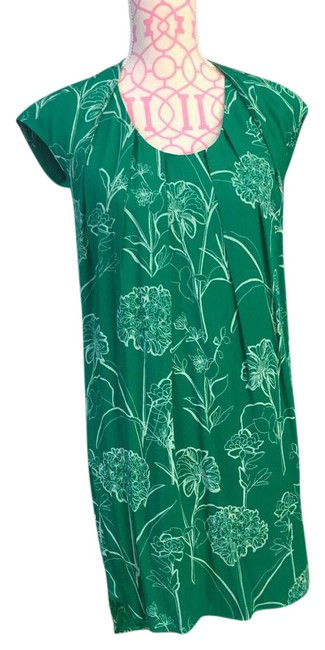 Item - Green Maeve Mid-length Cocktail Dress Size 0 (XS)