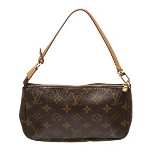 Louis Vuitton Pochette Monogram Baguette