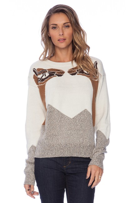 Mara Hoffman Rag Bone Tibi Tory Burch Reformation Alice Olivia Sweater
