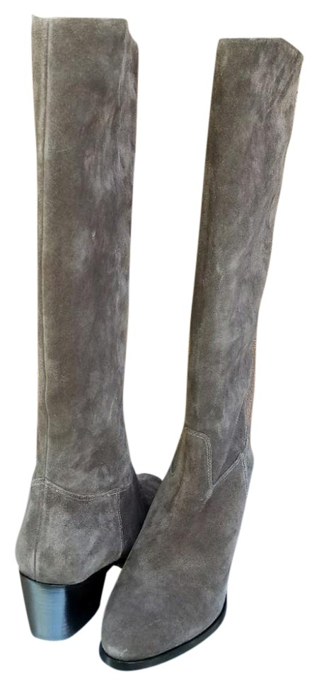 Sigerson Boots/Booties Morrison Grey Suede Kayden Boots/Booties Sigerson bfcc0a