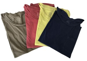 J.Crew Soft Garment-dyed Comfortable T Shirt