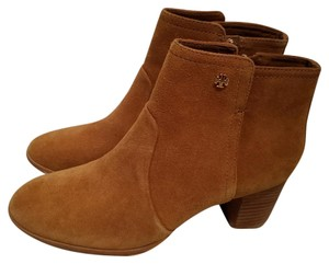 Tory Burch New Suede Tan Boots