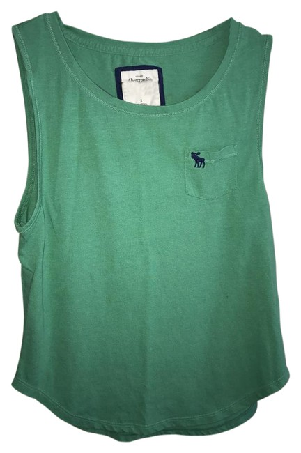 Preload https://img-static.tradesy.com/item/21245271/abercrombie-and-fitch-green-a-and-f-muscle-tee-shirt-size-4-s-0-1-650-650.jpg