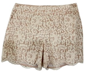 Cartonnier Dress Shorts Ivory