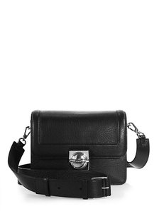 Marc by Marc Jacobs Top Schooly Leather Cross Body Bag