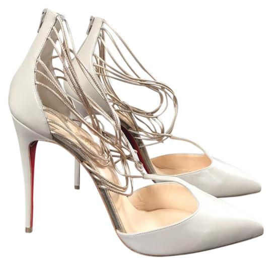 Preload https://img-static.tradesy.com/item/21245571/christian-louboutin-beige-confusa-gold-colombe-stiletto-pumps-size-eu-405-approx-us-105-regular-m-b-0-1-540-540.jpg