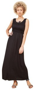 Black Maxi Dress by Modcloth