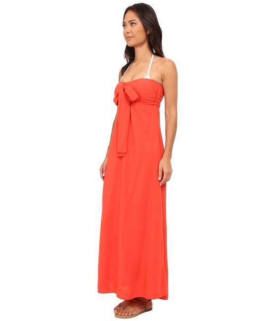 Tommy Bahama Rayon Bandeau Maxi Dress Cover-Up