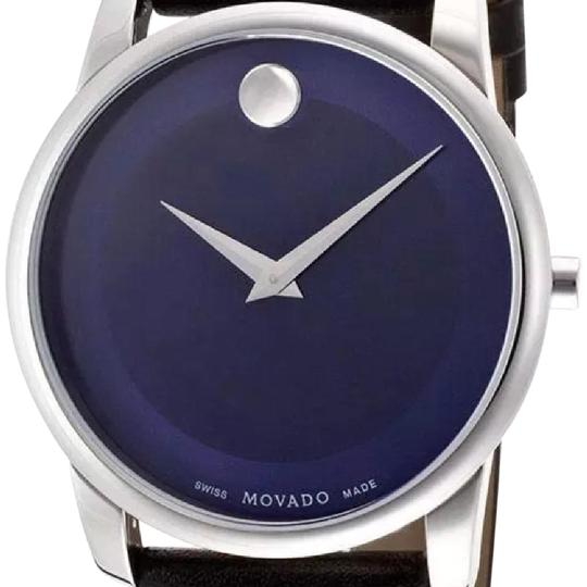 Preload https://img-static.tradesy.com/item/21245772/movado-stainless-steel-museum-0606610-watch-0-1-540-540.jpg