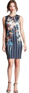 Clover Canyon Neoprene Bernard Shaw Dress