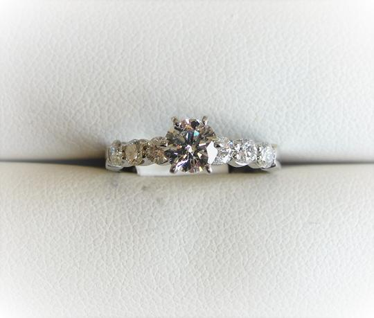 Preload https://img-static.tradesy.com/item/21246075/white-gold-diamond-side-stone-in-platinum-gia-certified-engagement-ring-0-0-540-540.jpg