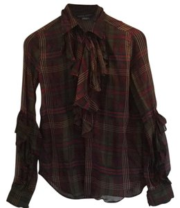 Ralph Lauren Blue Label Top Plaid multi