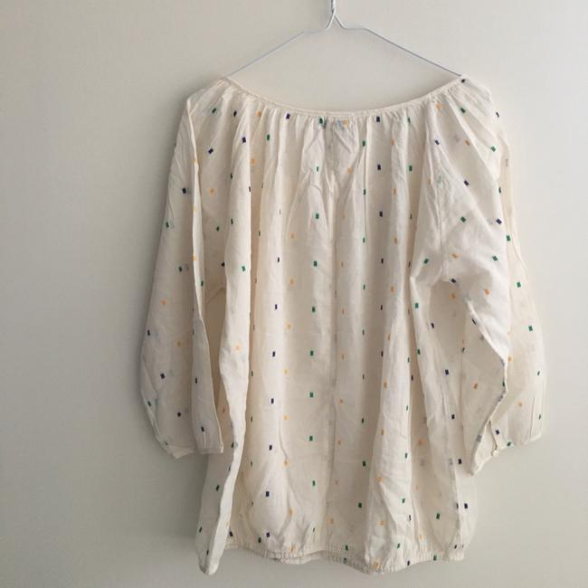 J.Crew Top off white