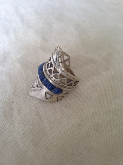 A Peace Treaty A Peace Treaty Tacana Silver Ring