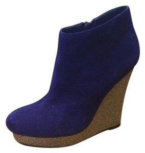 Dolce Vita Blue Boots