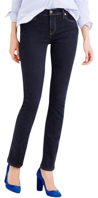 Preload https://img-static.tradesy.com/item/21246379/jcrew-blue-dark-rinse-matchstick-straight-leg-jeans-size-27-4-s-0-1-650-650.jpg