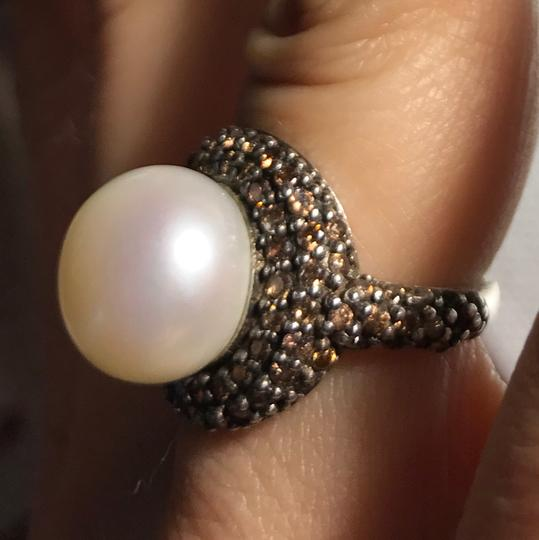 Ross-Simons Stunning 12mm Cultured Pearl Ring
