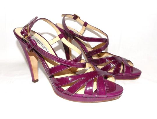 Saks Fifth Avenue Purple Formal