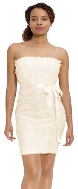 Preload https://img-static.tradesy.com/item/21246658/donna-morgan-ivory-strapless-ruffled-tulle-short-cocktail-dress-size-6-s-0-2-650-650.jpg