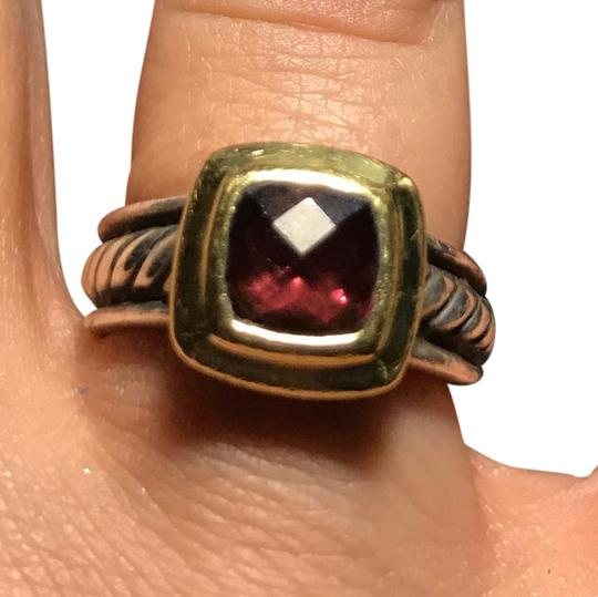 Preload https://img-static.tradesy.com/item/21246682/david-yurman-red-albion-garnet-ring-0-1-540-540.jpg