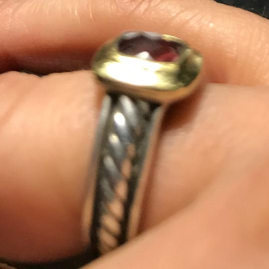 David Yurman David Yurman Albion Garnet Ring