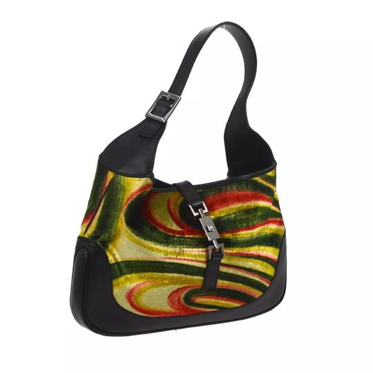 Preload https://img-static.tradesy.com/item/21246766/gucci-multi-color-black-red-green-leather-velvet-shoulder-bag-0-0-540-540.jpg
