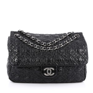Chanel Vinyl Flapbag Shoulder Bag