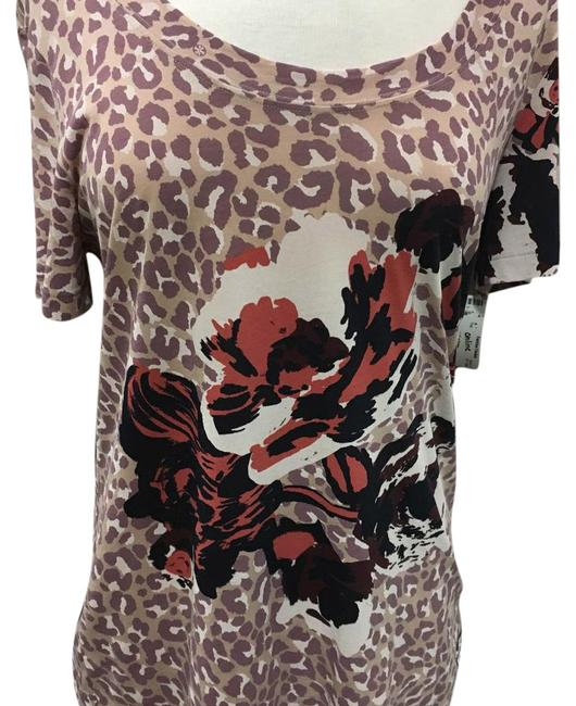 Preload https://img-static.tradesy.com/item/21246843/tory-burch-scoop-neck-print-blouse-size-12-l-0-3-650-650.jpg