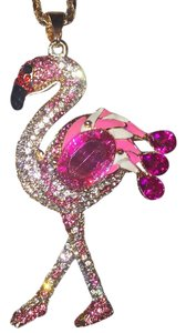 Betsey Johnson Fabulous Palm Beach Flamingo