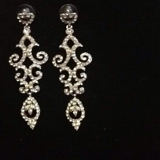 Other crystal earrings
