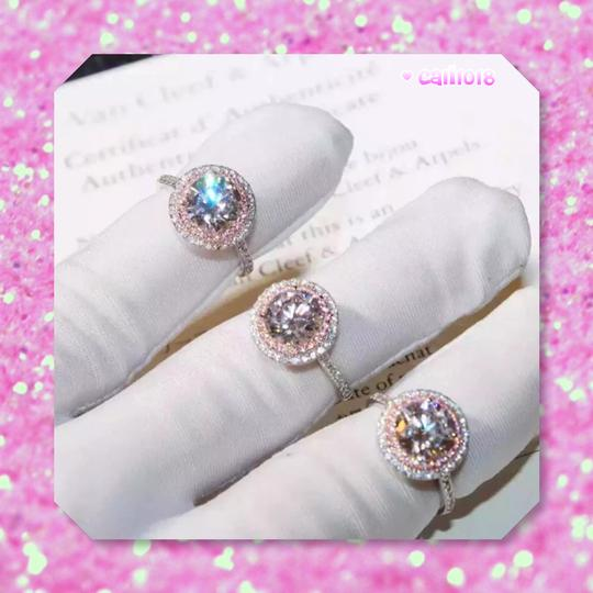 Other New 925 Silver Size 4 Shape Ring