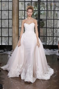 Ines Di Santo Barcelona Wedding Dress Size 4 (S)