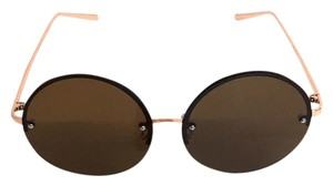 Retro Pop Round Sunglasses - Cute Retro Style - Free 3 Day Shipping