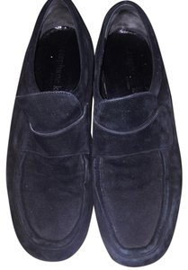 Stephane Kelian Slip Ons Black Platforms