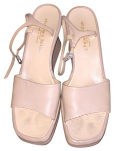 Stephane Kelian Sandals Summer Nude Wedges
