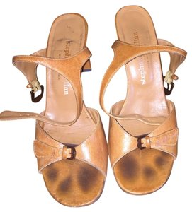 Stephane Kelian Summer Brown Sandals