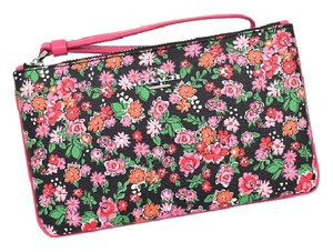 Coach NEW RELEASE! Beautiful Coach Posey Cluster Floral LARGE Wristlet