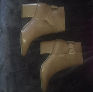 Kate Spade Desert Tumbled Leather Boots