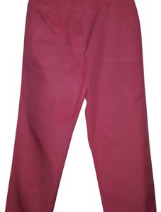 Brooks Brothers Capris pink