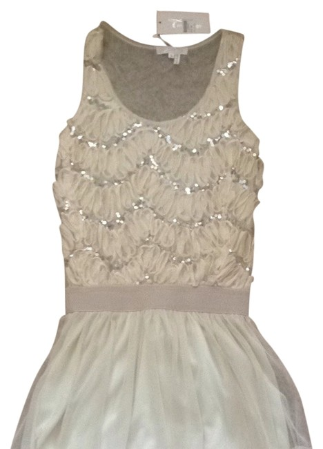 Preload https://item4.tradesy.com/images/cream-unknown-night-out-dress-size-12-l-2124768-0-0.jpg?width=400&height=650