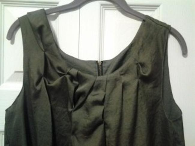 Ann Taylor LOFT Top Army Green