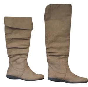 Decree Brown Boots