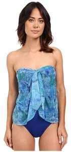 Ralph Lauren $65 OBO ** Free Shipping ** NWT Size 12 Floral Flyaway Swimsuit