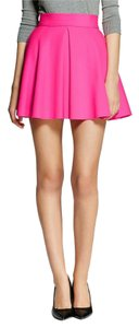 Necessary Objects Mini Skirt Pink